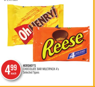Hershey's Chocolate Bar Multipack