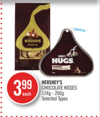 Hershey's Chocolate Kisses