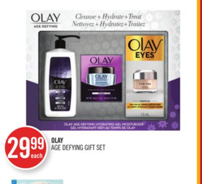 Olay Age Defying Gift Set