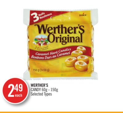 Werther's Candy