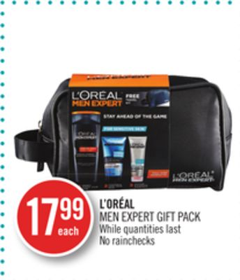 L'oréal Men Expert Gift Pack