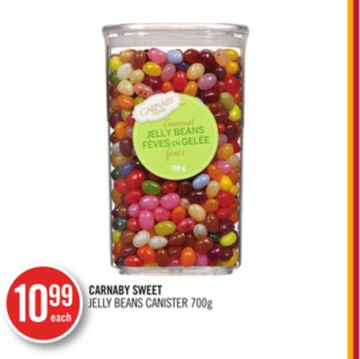 Carnaby Sweet Jelly Beans Canister
