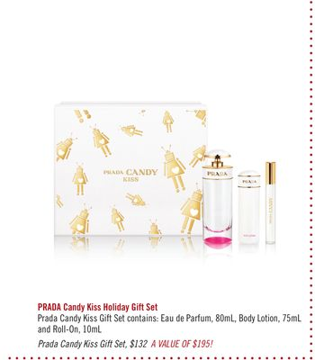 Prada Candy Kiss Gift Set