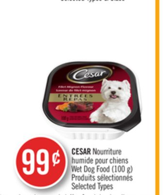 Compare Cesar Dog Food Prices