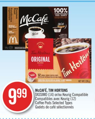 mccaf tim hortons tassimo 14 or on sale. Black Bedroom Furniture Sets. Home Design Ideas