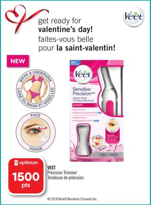 veet precision how to use