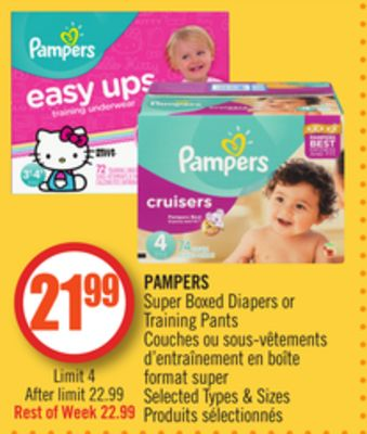 pampers marketing mix Company strategy building a better each p&g product category provides a portfolio of innovation, including a mix of commercial programs marketing efficiencies.