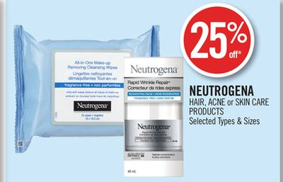 Neutrogena Hair - Acne or Skin Care Products
