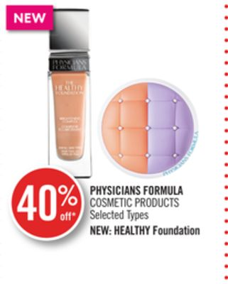 Physicians Formula Cosmetic Products