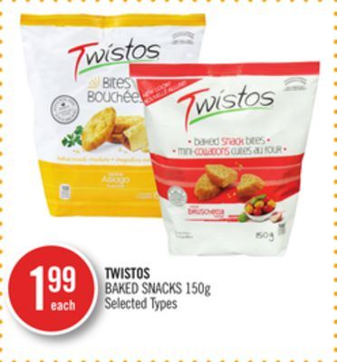 Twistos Baked Snacks