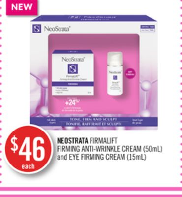 Neostrata Firmalift Firming Anti-wrinkle Cream (50ml) and Eye Firming Cream (15ml)