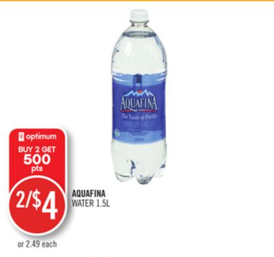 Aquafina Water 1.5l