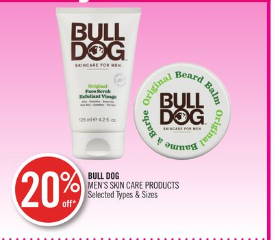 Bull Dog Men's Skin Care Products