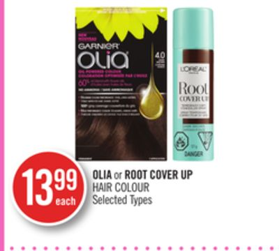 Olia or Root Cover Up Hair Colour