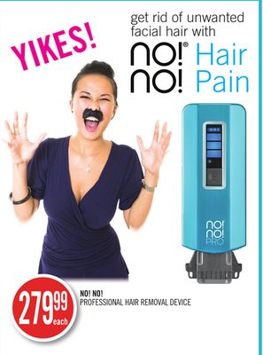 No! No! Professional Hair Removal Device