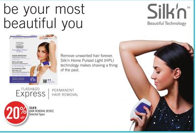 Silk'n Hair Removal Device