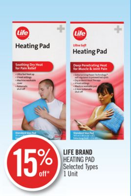 Life Brand Heating Pad