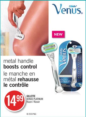 marketing and gillette venus Experience an exceptional shave with gillette men's razors, engineered to give you a comfortably smooth shave every time shop shaving products & more.