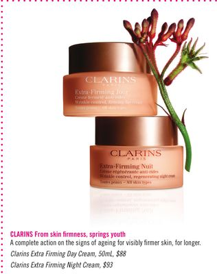 clarins extra firming day