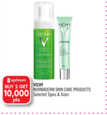 Vichy Normaderm Skin Care Products