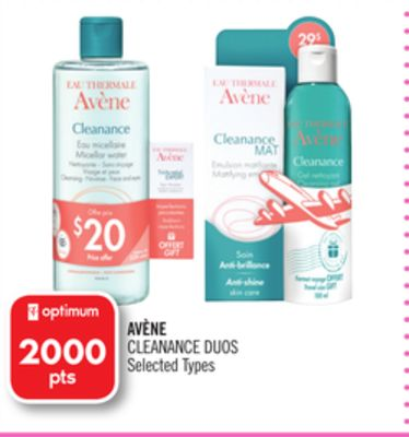 Avène Cleanance Duos