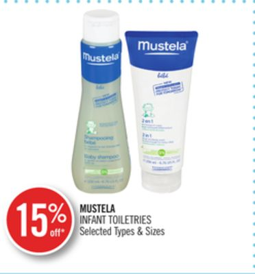 Mustela Infant Toiletries