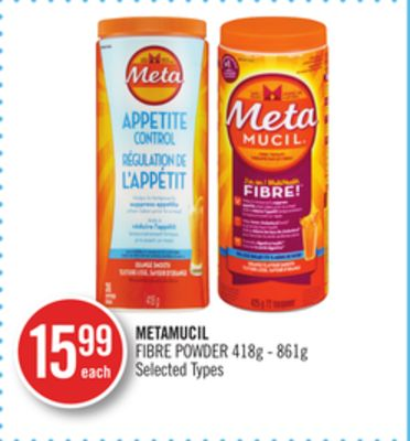 Metamucil Fibre Powder