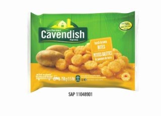Cavendish French Fries Or Onion Rings