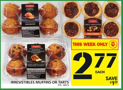 Muffins Or Tarts