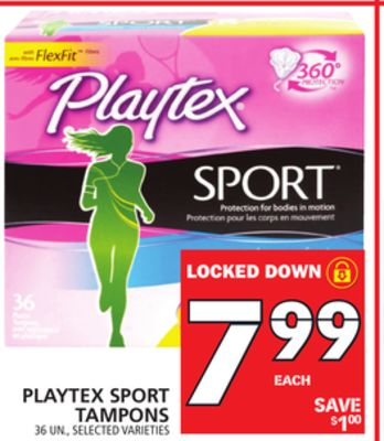 Sport Tampons