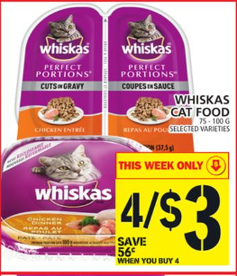 Cat Food on sale | Salewhale.ca