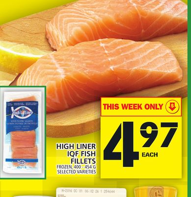 Food basics 851 fischer hallman rd weekly flyer for Whole foods fish on sale this week