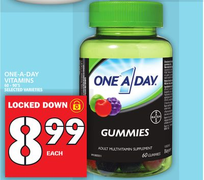 One-a-day Vitamins