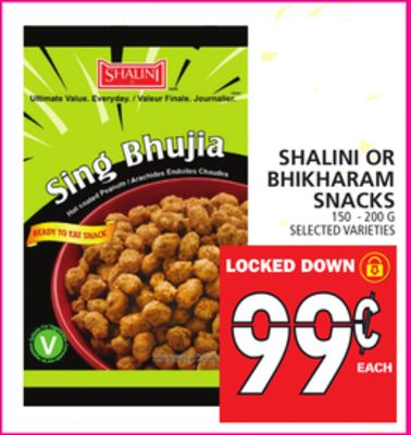 Shalini Or Bhikharam Snacks