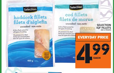 Selection Iqf Fillets