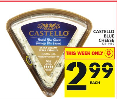 Castello Blue Cheese