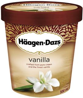 Hagen dazs ice cream gelato or on sale for Gelati haagen dazs