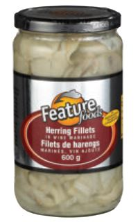Feature Foods Herring Fillets