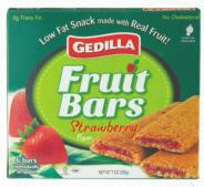 Gedilla Cereal Bars