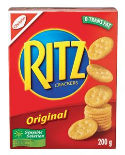 Ritz Crackers will be on sale for $ starting 3/8. There is a new Just for U Digital Coupon for $ off 1 Ritz Crackers that you can pair with the sale to bring the final price down to just $ for 1 box!