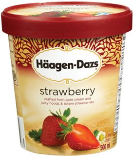 H agen dazs ice cream gelato or on sale for Gelati haagen dazs