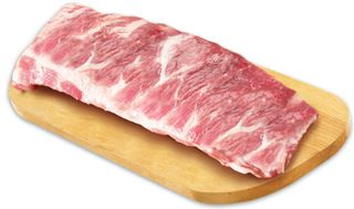 Fresh Pork Side Ribs Centre Cut Removed Value Pack