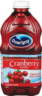 Ocean Spray Or Juices Or Cocktails Or Mott's Clamato