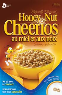 General Mills - Quaker Or Kellogg's Cereal