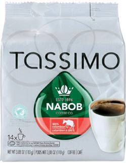 Tassimo T-disc - Van Houtte Or Timothy's K-cup Coffee Capsules