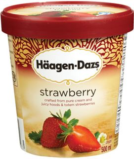 Häagen-dazs Ice Cream Or Novelties