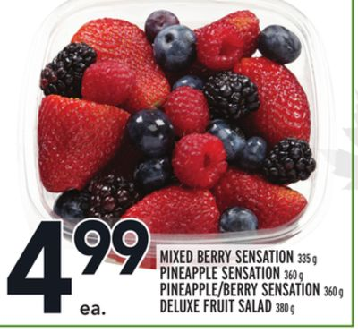 Mixed Berry Sensation