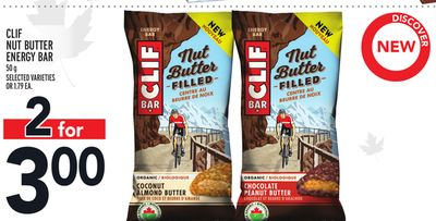 Clif Nut Butter Energy Bar
