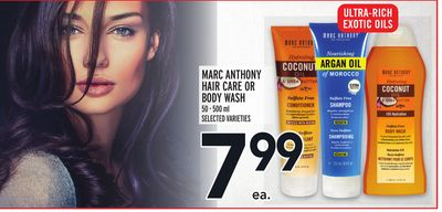 Marc Anthony Hair Care Or Body Wash