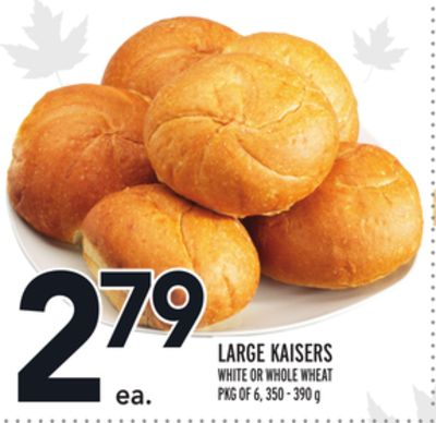 Large Kaisers